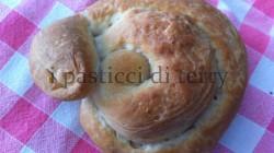 Chiocciola di pane