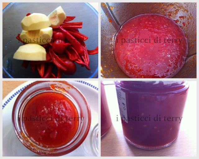 Confettura di peperoncini piccanti (12)