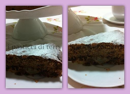 Torta cioccolato e pere con bimby1