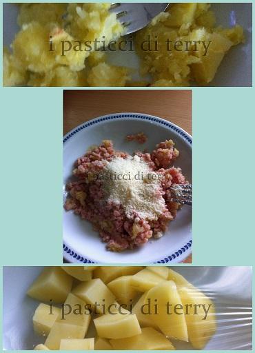 Girandoline patate e mortadella