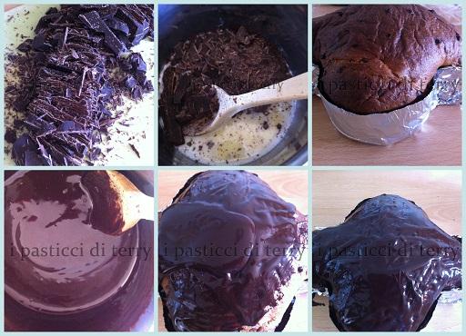 Colomba al cioccolato1