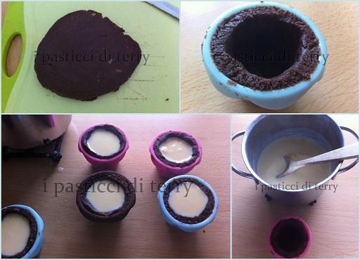Cupolette cioccolato