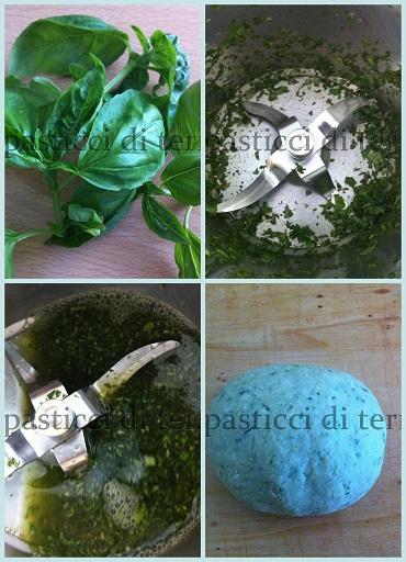 Gnocchi in verde profumo di primavera1