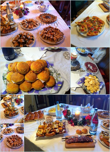 Il buffet della cresima1