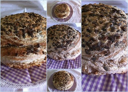 Pane con semi di girasole6