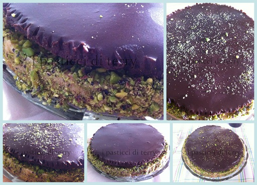 Chees cake al cioccolato2