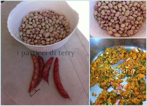 Minestra di fagioli rossi