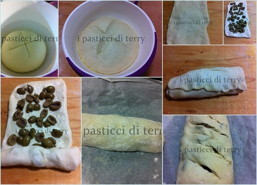 Pane con olive