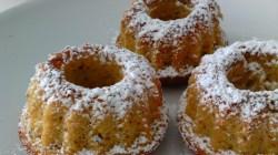 Ciambelline e Muffin zucca e mandorle (3)