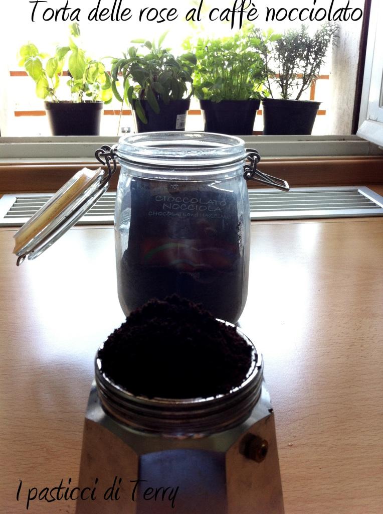 Torta delle rose al caffè nocciolato (25)