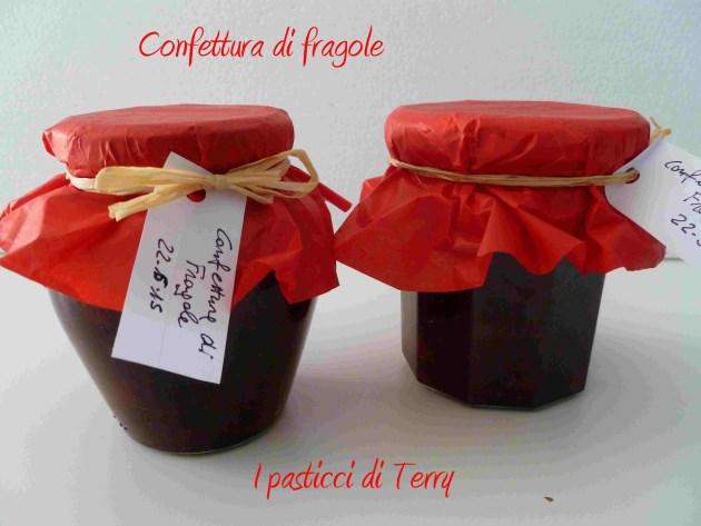 Confettura di fragole 26