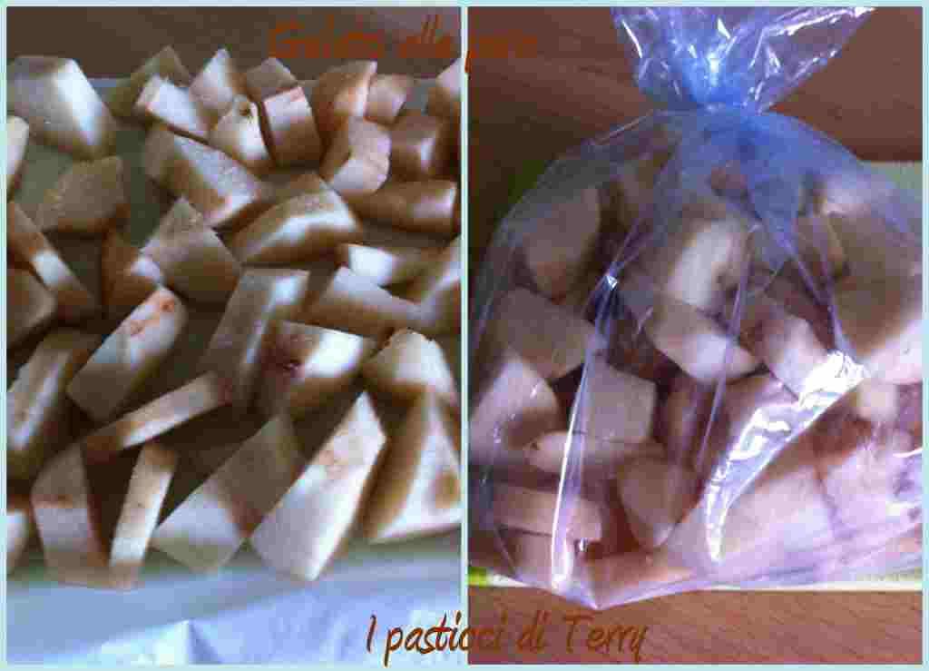 Gelato di pera