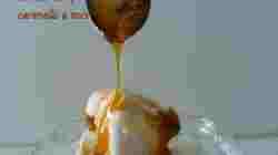 Gelato di pera con salsa caramello alle noci (9)