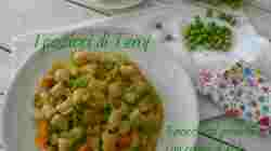 Gnocchetti primavera con salsa di zola (7)