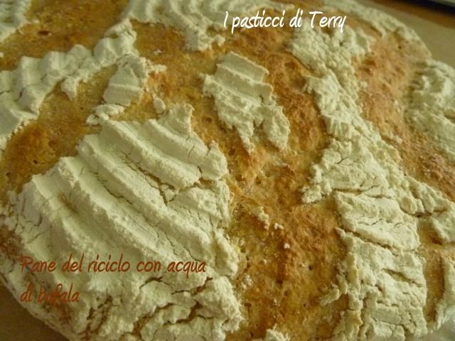 Pane del riciclo con acqua di bufala (6)