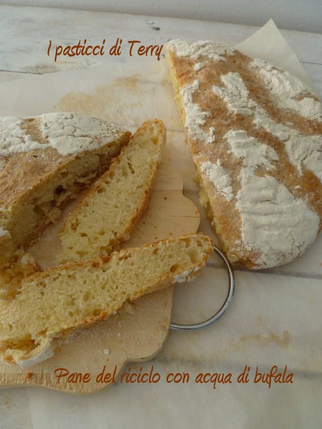 Pane del riciclo con acqua di bufala (9)