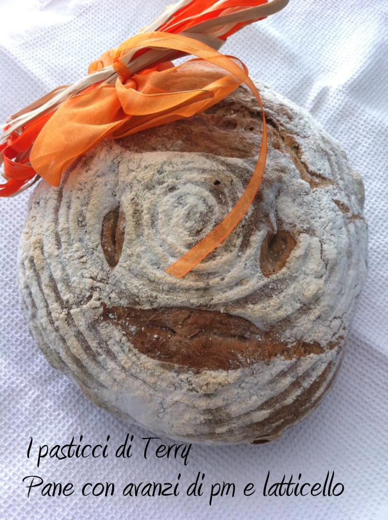 Pane pasta madre e latticello (13)
