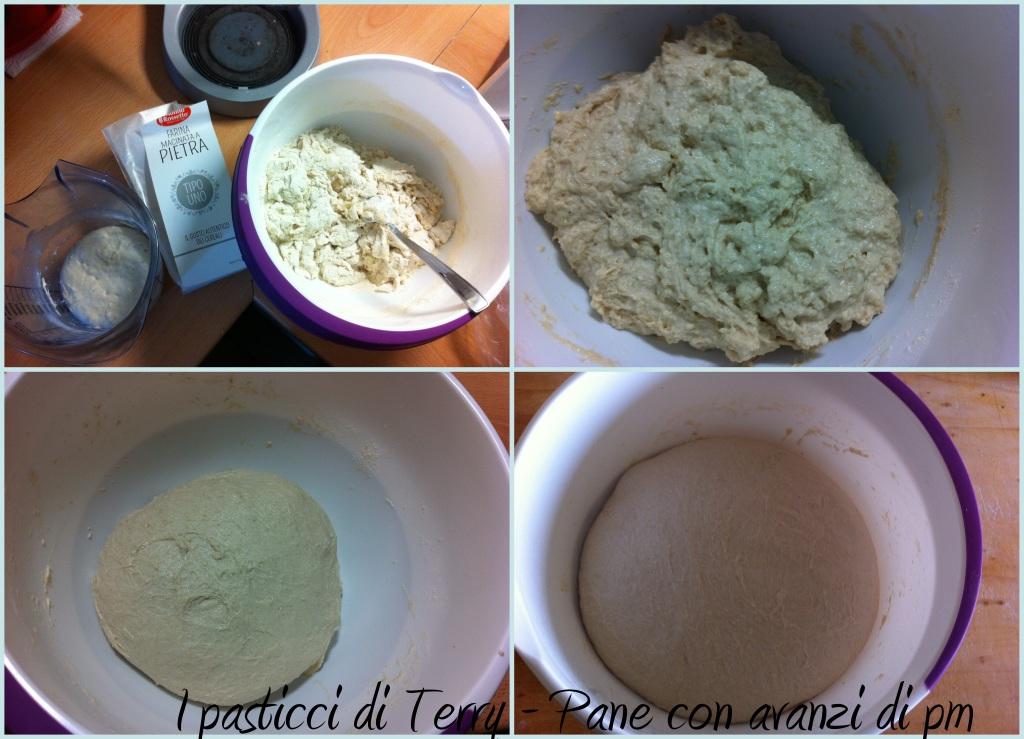 Pane pasta madre e latticello 2