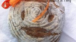 Pane pasta madre e latticello