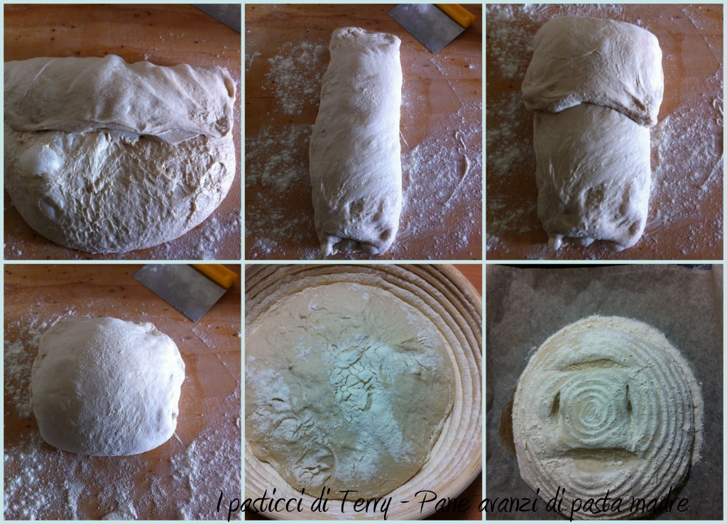 Pane pasta madre e latticello 3