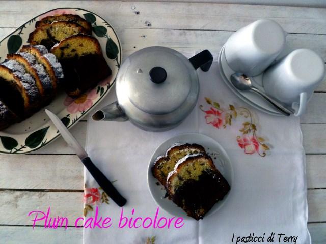 Plum cake bicolore (3)