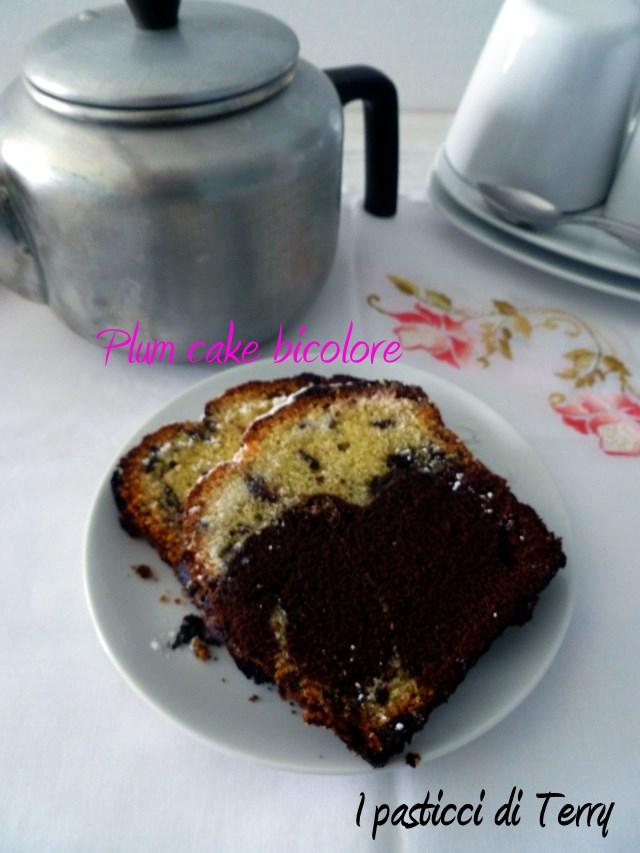 Plum cake bicolore (5)