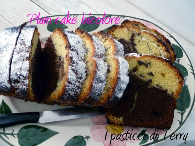Plum cake bicolore (6)