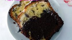 Plum cake bicolore (7)