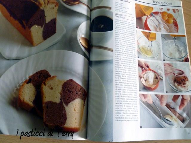 Plum cake bicolore (9)