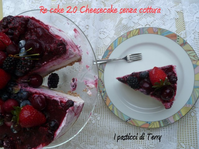 Re cake Cheesecake fruit (12)