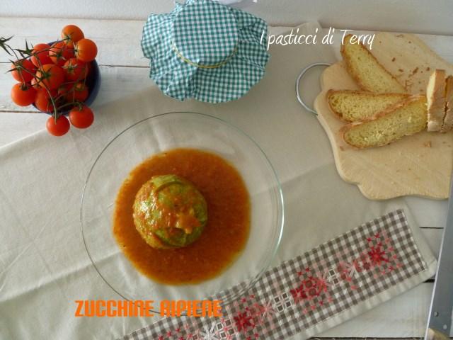 Zucchini tondi ripieni (12)