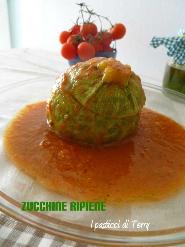 Zucchini tondi ripieni (14)