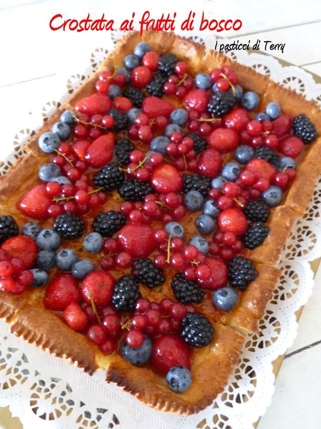 Crostata ai frutti di bosco (6)