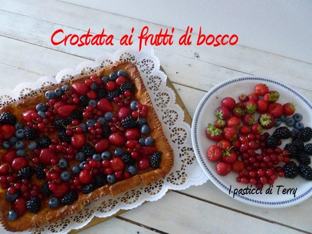 Crostata ai frutti di bosco (7)