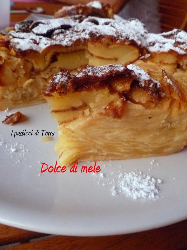 Dolce di mele (7)