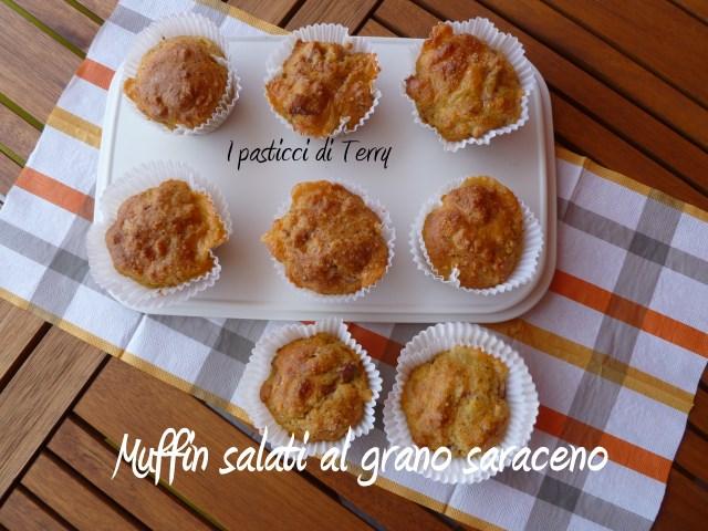 Muffin salati al grano saraceno (3)