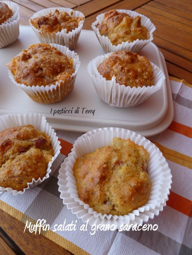 Muffin salati al grano saraceno (4)