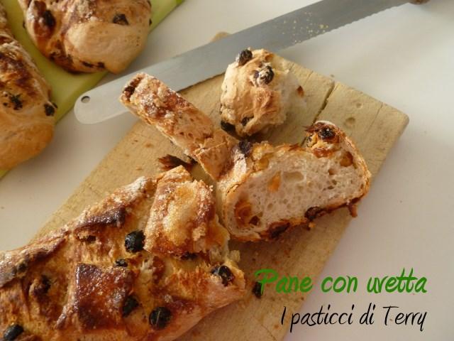 Pane con uvetta (8)