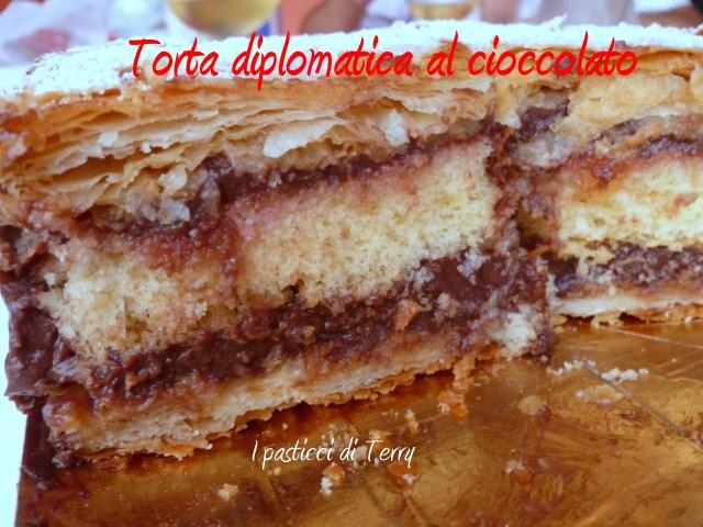 Torta diplomatica al cioccolato (12)