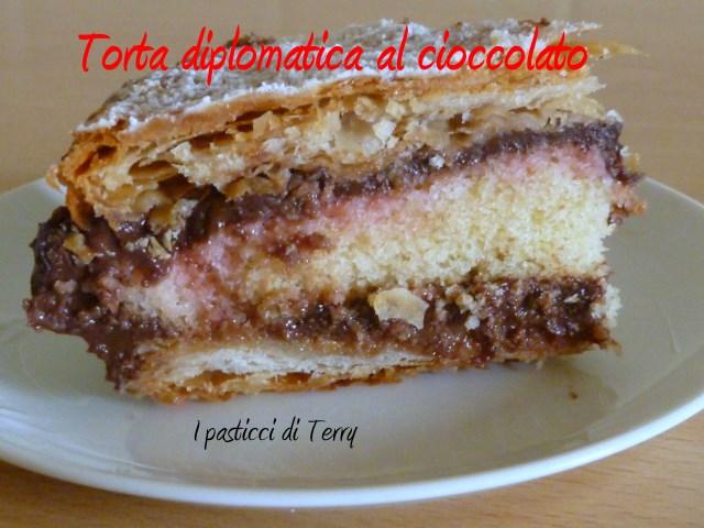Torta diplomatica al cioccolato (15)