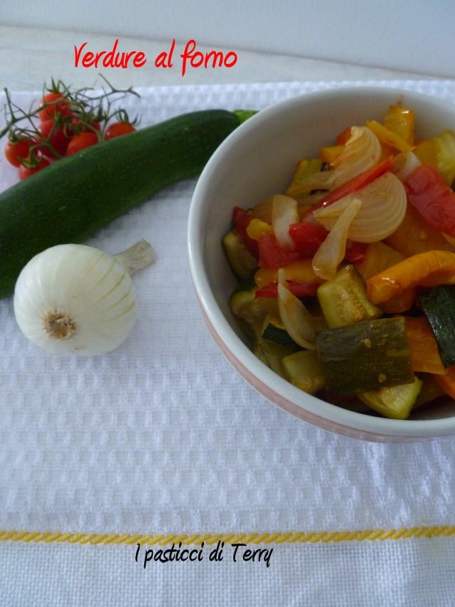 Verdure al forno (5)