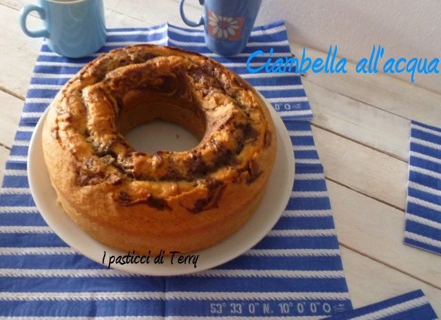 Ciambella all'acqua (14)