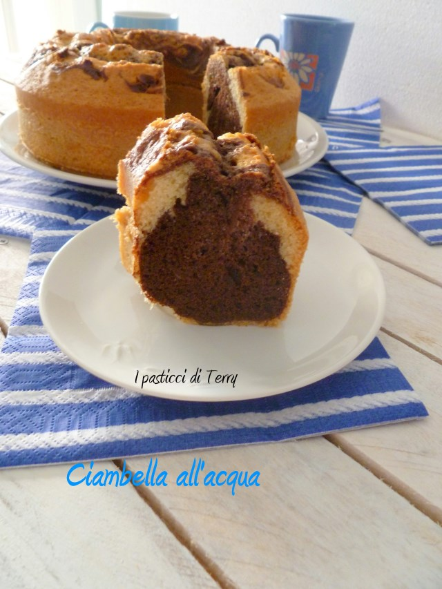 Ciambella all'acqua (2)