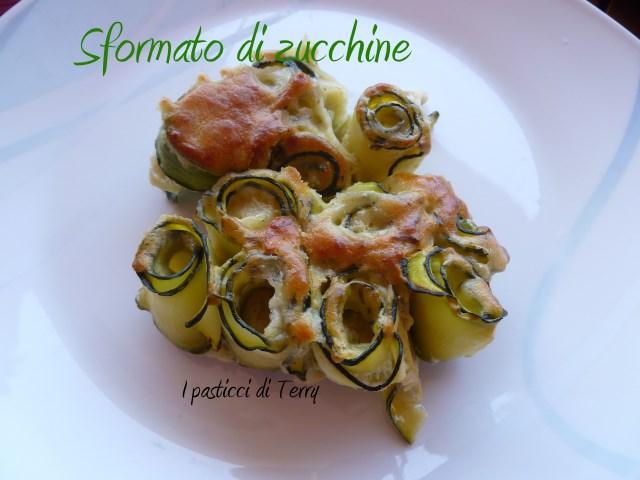 Sformato di zucchine (10)