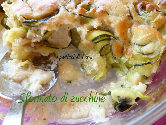 Sformato di zucchine (11)