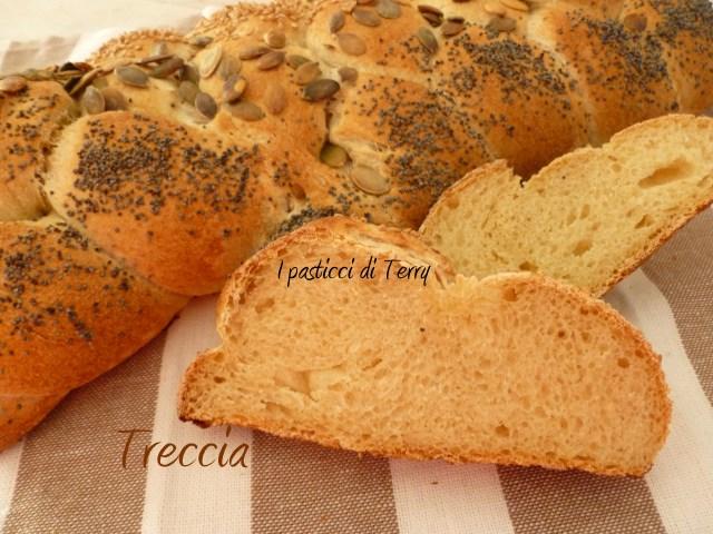 Treccia di pane ai semi vari (7)