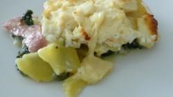 Pasticcio di patate spinaci e .. (7)
