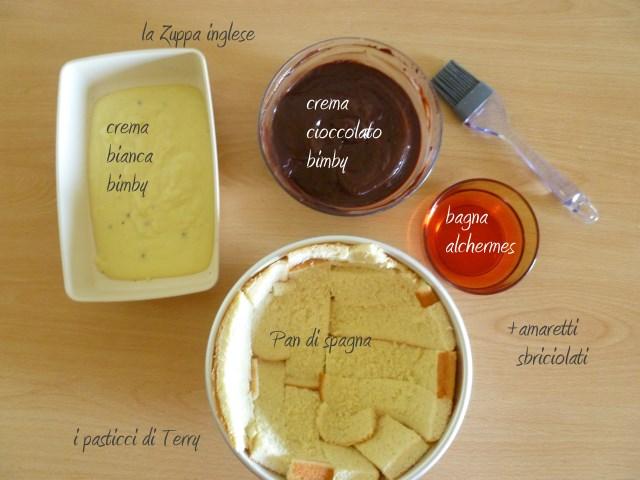 Zuppa inglese meringata (10)
