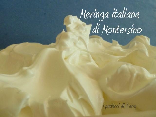 Meringa italiana