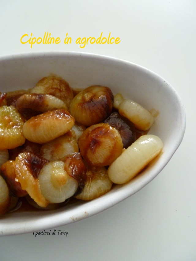 Cipolline in agrodolce (2)